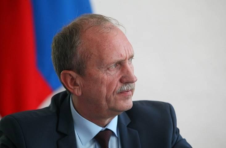 Вице-губернатор Приморья задержан сотрудниками УФСБ