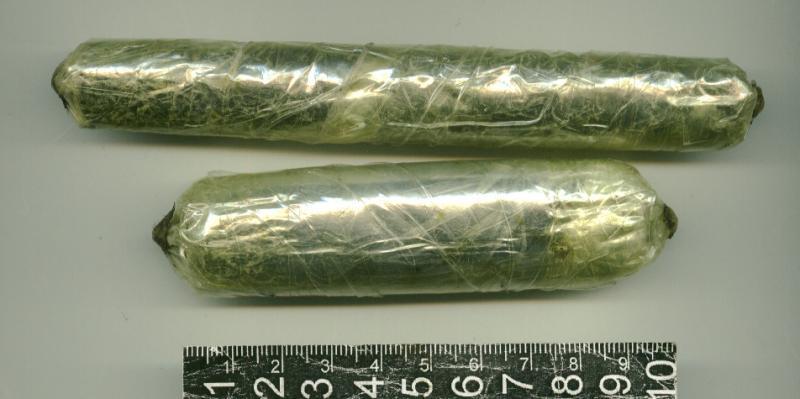 Полиция задержала приморца с необычным маслом