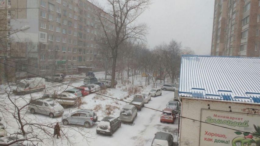 «Снежный апокалипсис» накрыл Приморье в самый короткий день в году