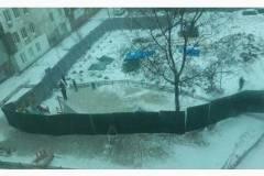 Депутатская стройка во Владивостоке захватила детскую площадку