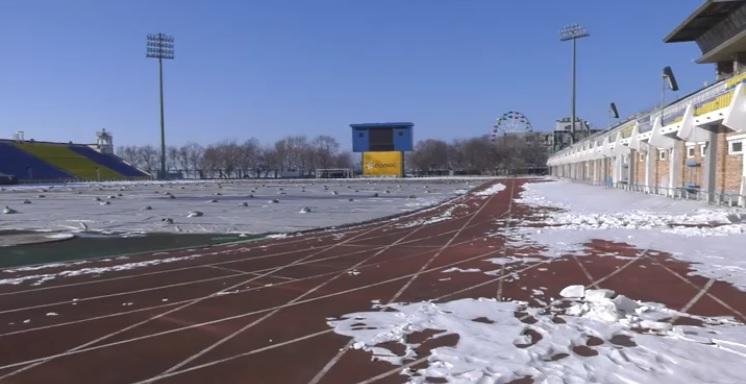 Вице-губернатор рассказал, как будет происходить вынос стадиона «Динамо» из центра Владивостока