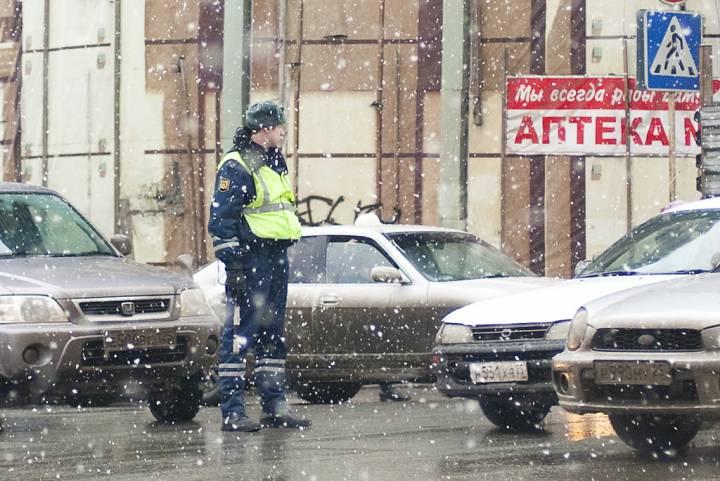 Около 100 ДТП произошло на дорогах Владивостока за сутки