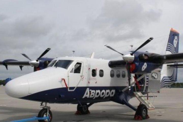 Новый самолет в фирменных цветах «Авроры» пригонят из Швейцарии