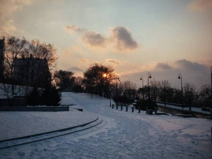 Последняя неделя года в Приморье будет морозной – синоптики