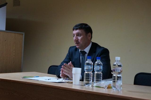 Глава Хасанского района добровольно ушел с должности