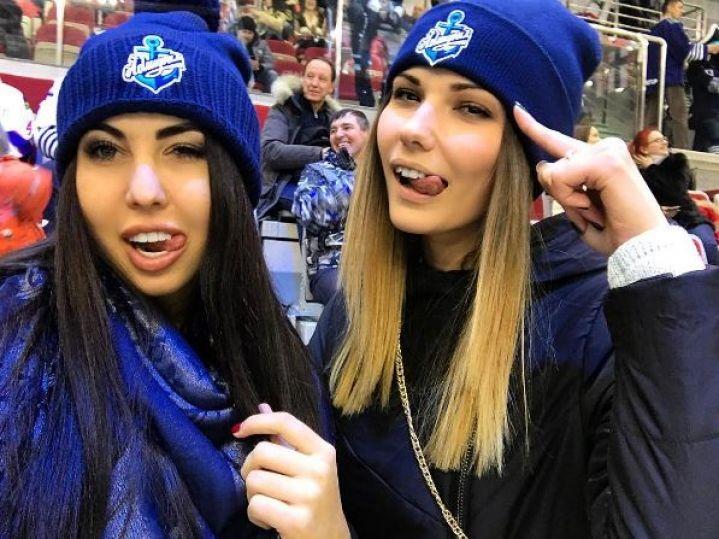 «Лютые» болельщицы из Владивостока прославились на всю Россию