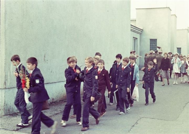 25 лет спустя: СССР глазами молодежи