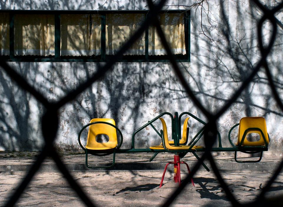 Четверых маленьких больных детей забрали у пьяных родителей в Екатериновке