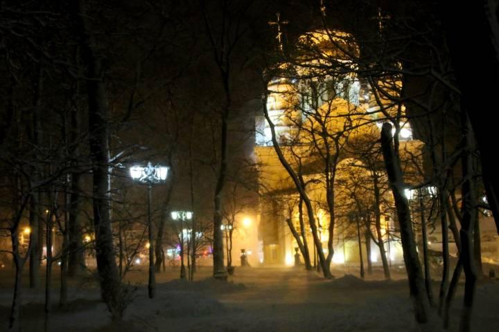 Приморский край оказался во власти мороза и ветра