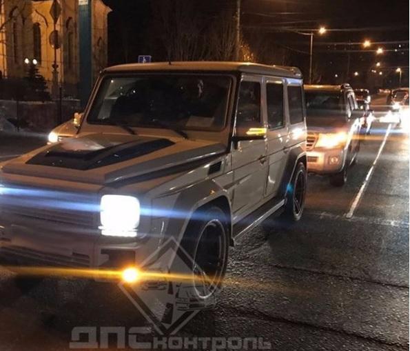 25 000 000 рублей попали в ДТП во Владивостоке
