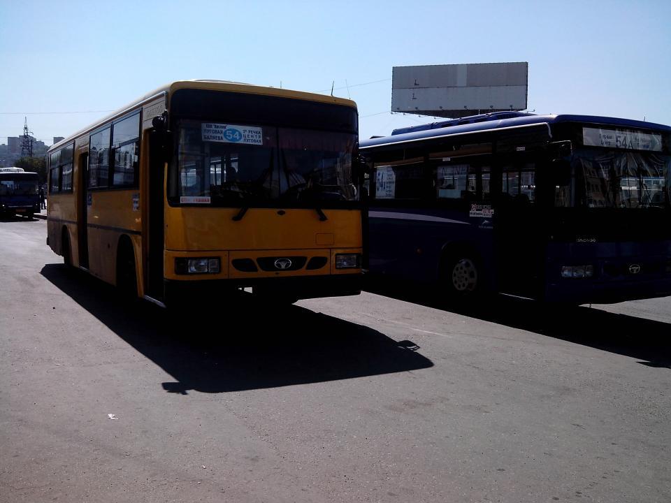 Штраф заплатит водитель автобуса, нарушавший ПДД во Владивостоке