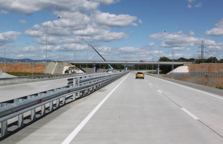 Третью очередь трассы Владивосток - Находка построит «дочка» «Мостотреста»