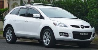 Пьяного водителя за рулем Mazda CX-7 задержали во Владивостоке