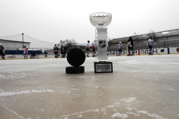 Александр Селиванов провел мастер-класс по хоккею для приморских заключенных