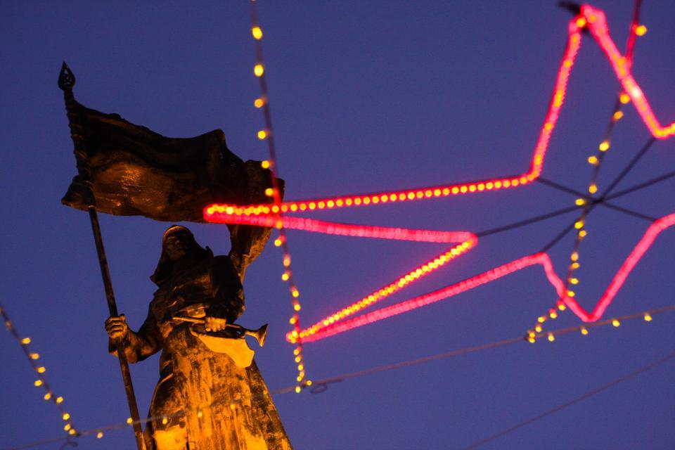 Бесплатный Владивосток: рождественские выставки картин, парафиновые скульптуры иэкспозиция для слабовидящих