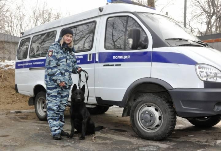 Служебная собака помогла раскрыть наркопреступление в Приморье