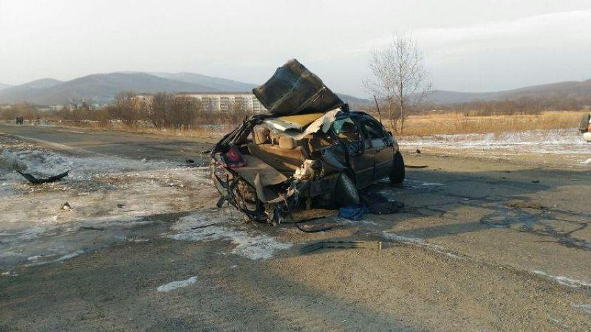 ДТП впоселке Пластун Приморского края: умер четырнадцатилетний ребенок