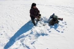 Фото: PRIMPRESS | Приморец ушел на зимнюю рыбалку и не вернулся