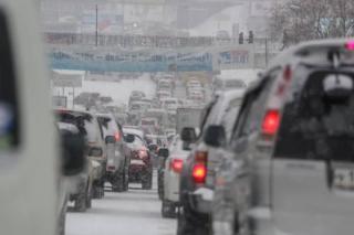 Фото: PRIMPRESS | Обложной снег обрушится на Владивосток. Названа дата