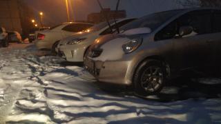 Фото: PRIMPRESS   Синоптики уточнили, когда снегопад закончится во Владивостоке
