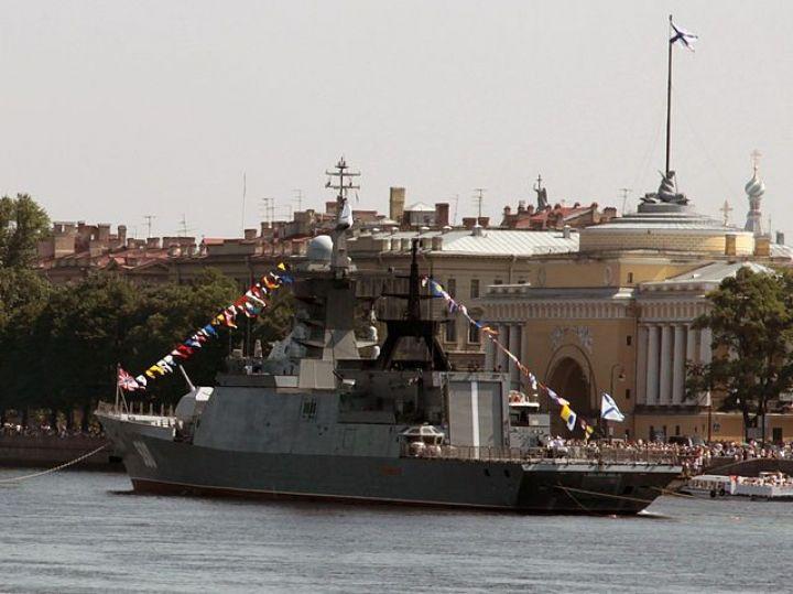 Корвет изКомсомольска отдадут ТОФ впервой половине 2017 года