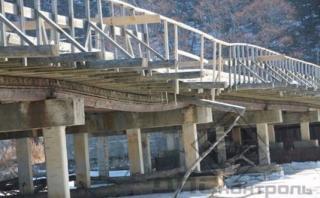 Мост в Приморье, проезжая по которому «дышат через раз, молятся и крестятся»