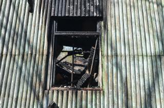 Пенсионерку спасли от гибели в огне в Арсеньеве