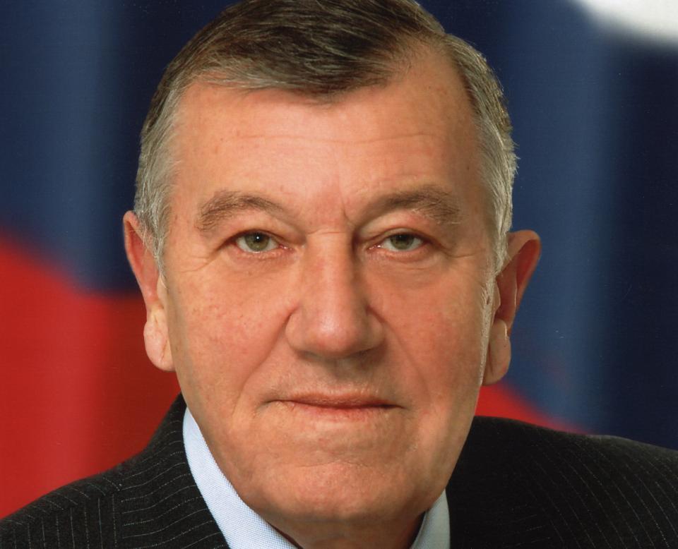 Ушел из жизни Виктор Кондратов
