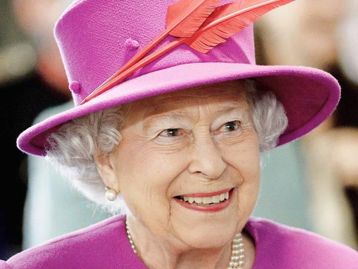 Насайте королевской семьи появилось сообщение осмерти ЕлизаветыII