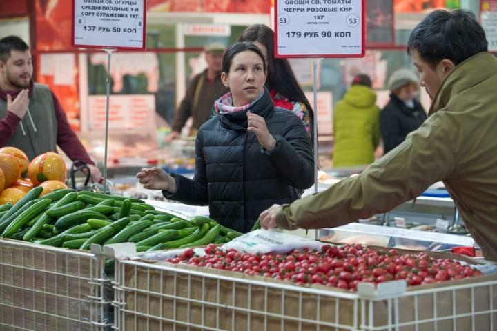 В России выросли цены на все