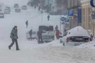 Фото: Татьяна Меель / PRIMPRESS | Снегопад обрушится на Приморье уже завтра