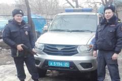 Фото: Росгвардия | Водитель без прав устроил погоню со стрельбой на улицах Владивостока