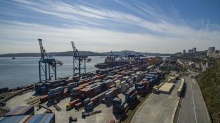 Грузооборот ВМТП в 2017 году достиг исторического максимума – 7,5 млн тонн