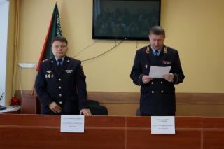 Полицию Надеждинского района возглавит Александр Ушаков