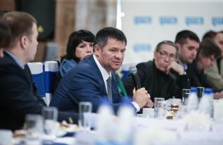 Андрей Тарасенко раскрыл причину ухода Сергея Овчинникова с поста главы Хасанского района