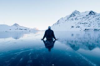 Фото: pixabay.com | Как вести себя на льду?