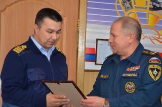 Капитана судна, чей экипаж спас моряков из КНДР в Японском море, представили к награде