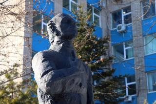 Фото: Екатерина Дымова / PRIMPRESS   Во Владивостоке вновь звучали стихи Осипа Мандельштама