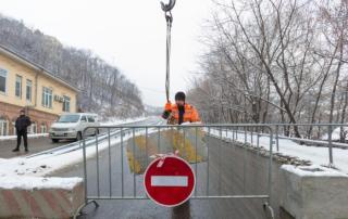 Фото: vlc.ru | Улицу Капитана Шефнера во Владивостоке перекроют с 10:00