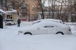 Фото: Татьяна Меель / PRIMPRESS | 10 самых снежных городов мира