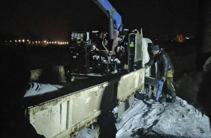 Авария накотельной оставила без тепла десятки домов вприморском поселке Сибирцево
