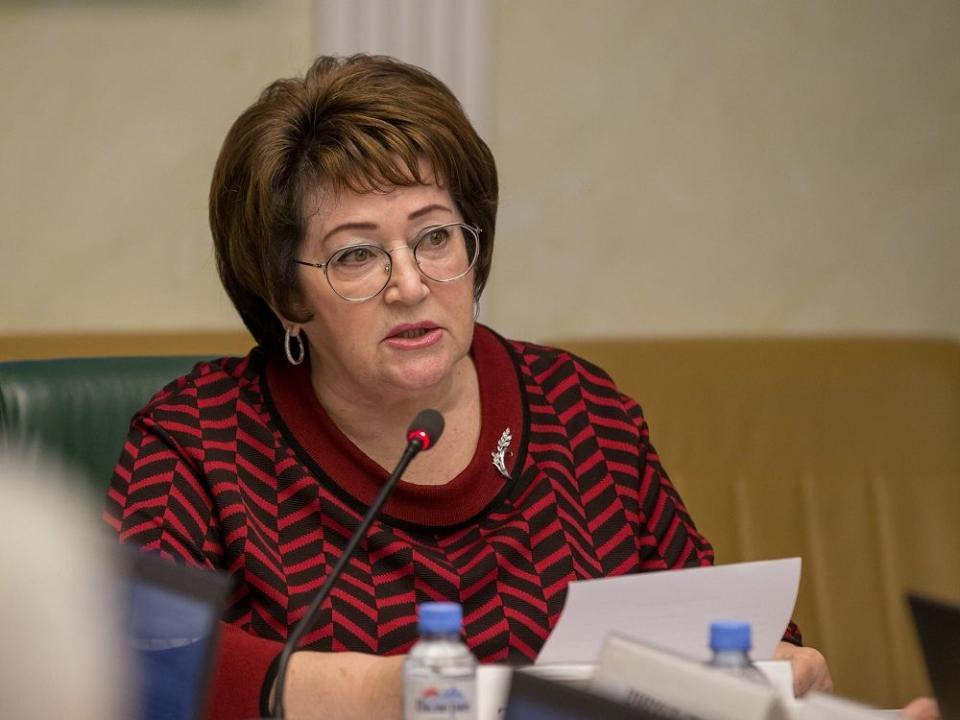 Людмила Талабаева прокомментировала послание Путина