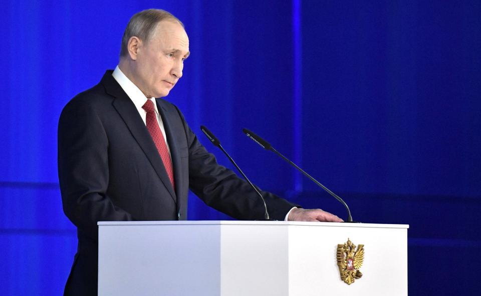 10 социальных тезисов Владимира Путина