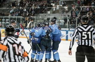 «Адмирал» одержал победу над ярославским «Локомотивом»