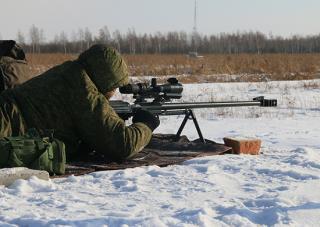 Приморские военные снайперы расстреляли «чужих»