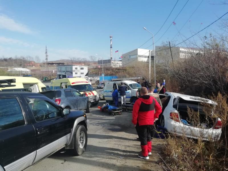 Разыскивается во Владивостоке: пострадавшие в ДТП просят помощи