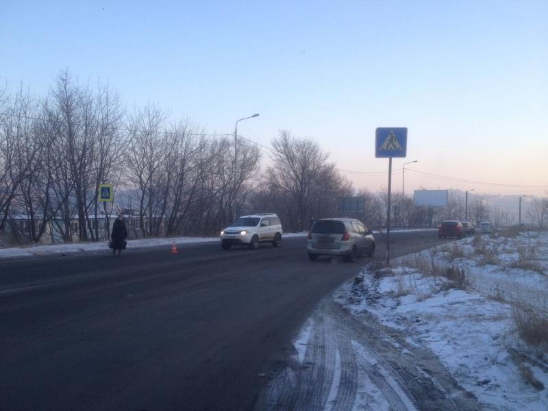 ГИБДД просит помощи в поиске водителя, который сбил ребенка во Владивостоке