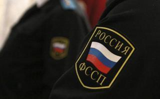Фото: УФССП России   Судебные приставы разобрались с женщиной, ездившей без водительских прав