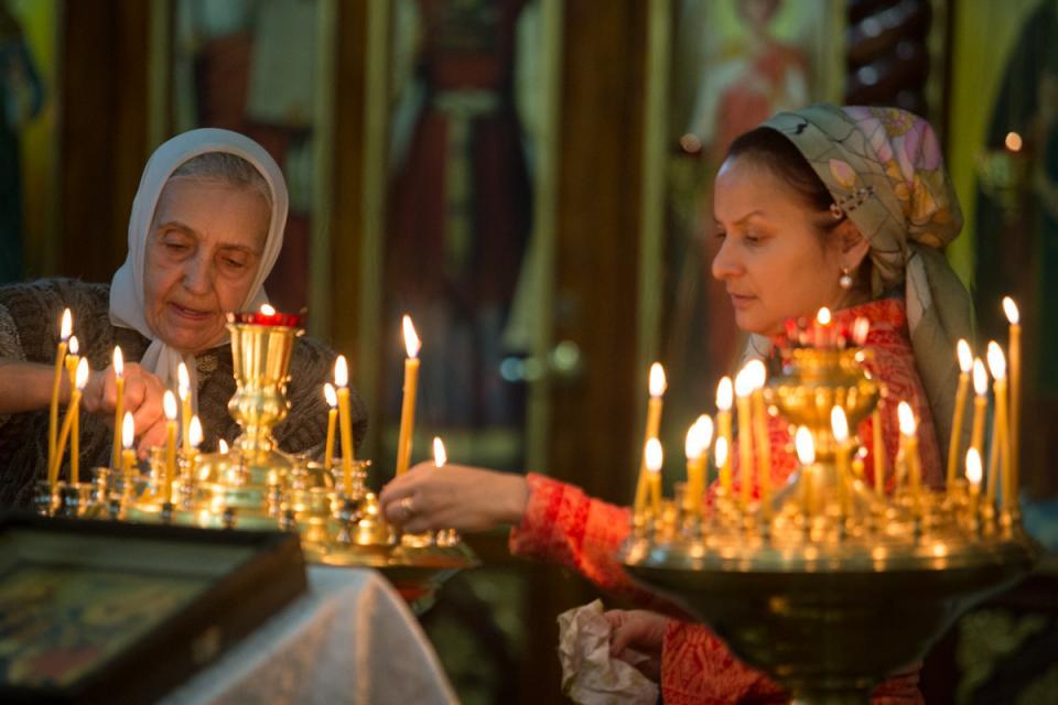 Во Владивостоке началось празднование Крещения Господня
