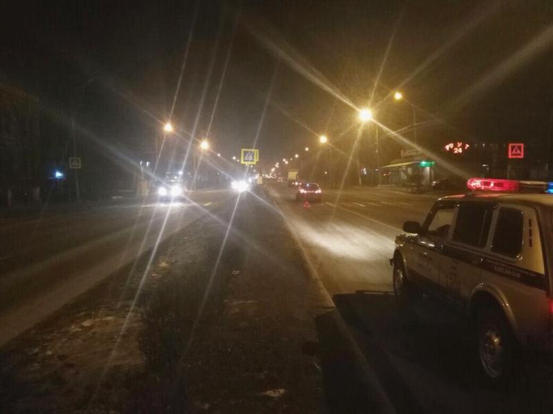 Женщину сбили на пешеходном переходе в Артеме